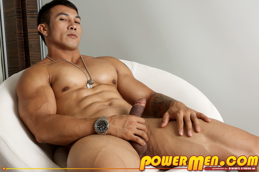 muscle sexy thai escort