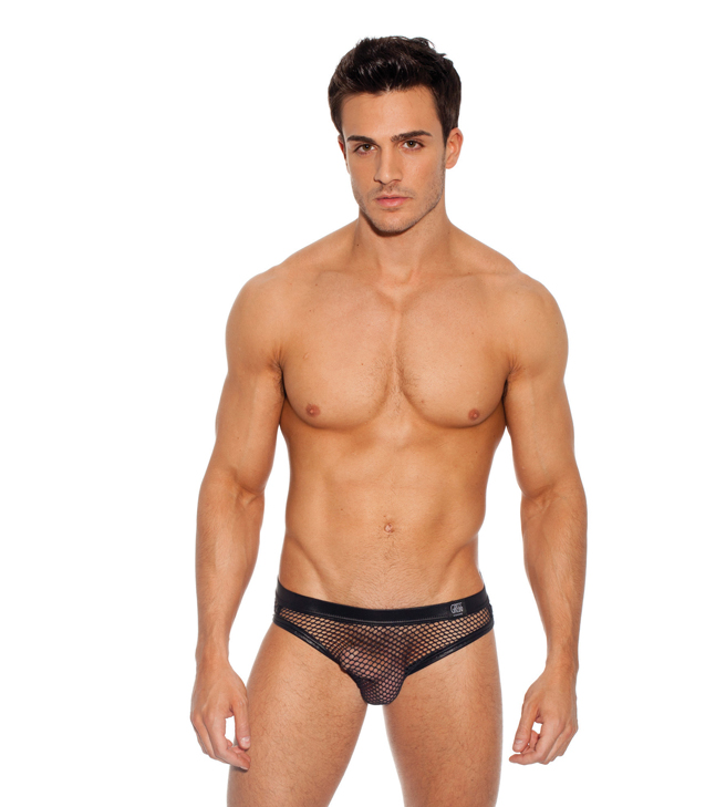 from Steven nude male thong model